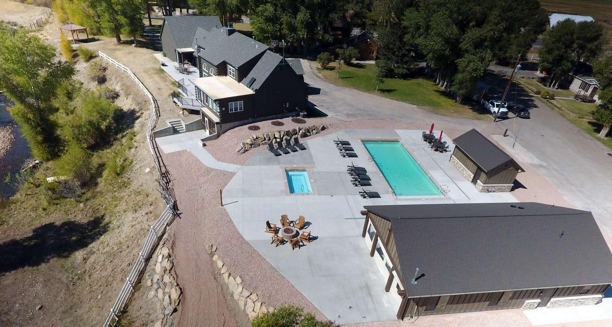 Blacks Fork River Lodge Vacation Rental